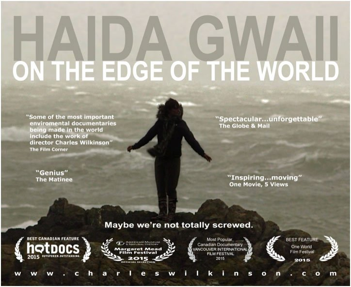 viff 2015 haida gwaii on the edge of the world documentary