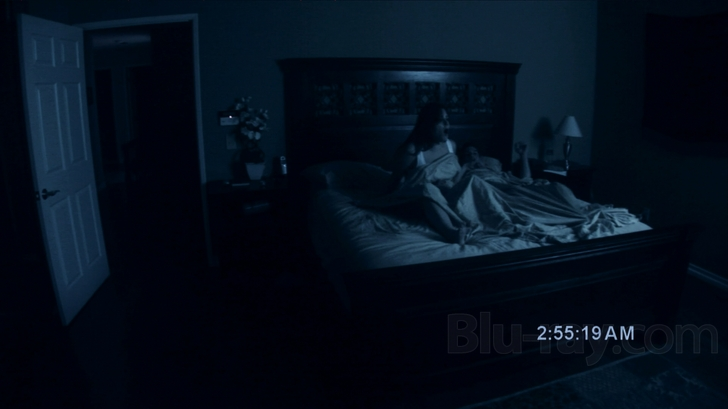 paranormal activity low-budget film