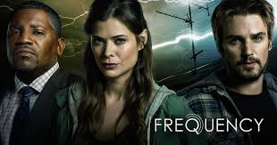 Frequency TV Show Poster
