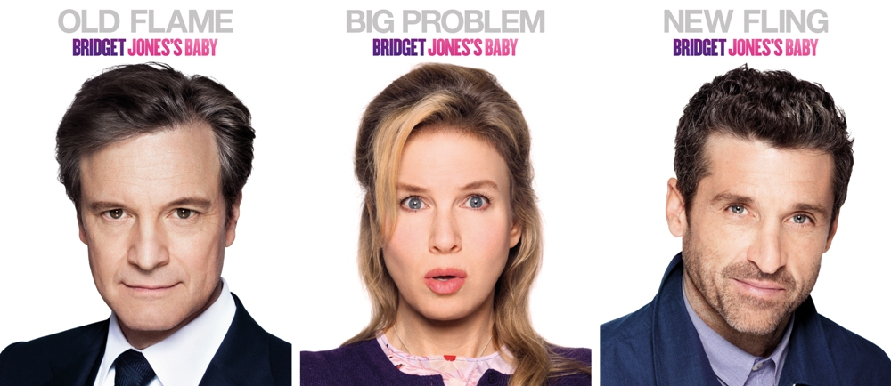 Bridget Jones' Baby (2016) - Romantic Comedy film