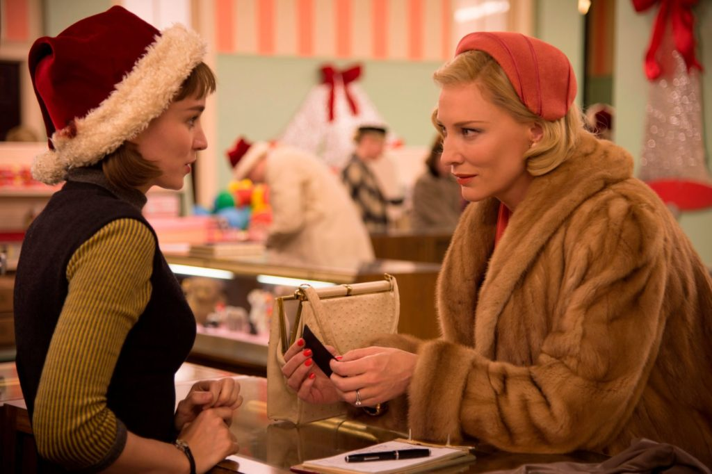 how to write a romance romantic film carol
