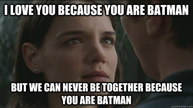 how to write a romance romantic film batman dark knight rises
