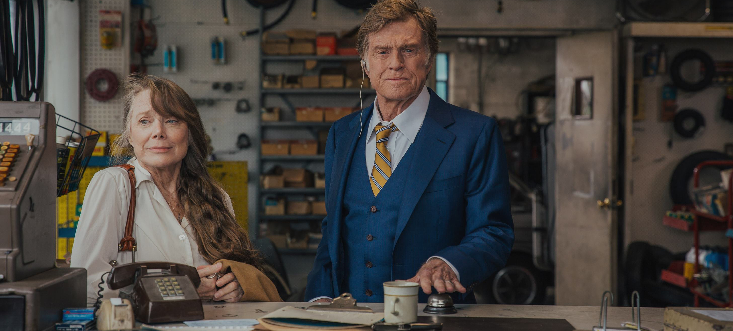 the old man and the gun viff 2018 robert redford last movie