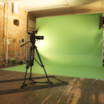 Study green screen keying and compositing