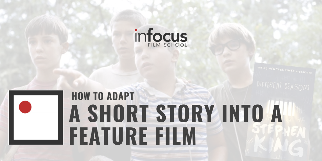 How to Adapt A Short Story Into a Feature Film