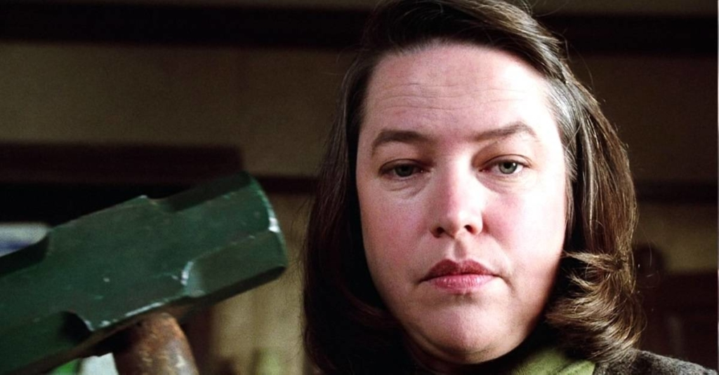 Kathy Bates in 'Misery'   How to Use Lenses in Film