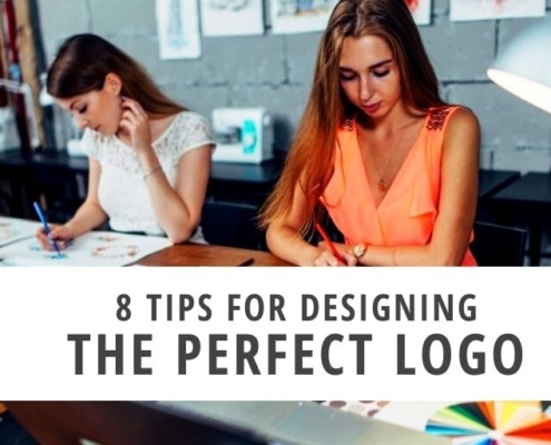 8 tips for designing the perfect logo - InFocus Film School, graphic design