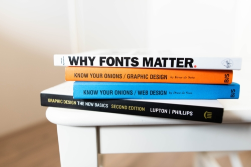 8 tips for designing the perfect logo - fonts