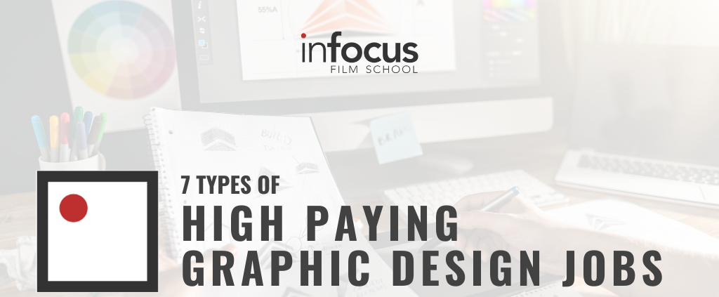 7 high paying graphic design jobs