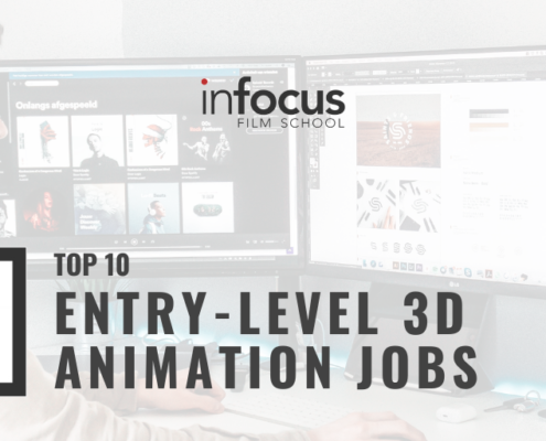 Top 10 Entry-Level 3D Animation Jobs